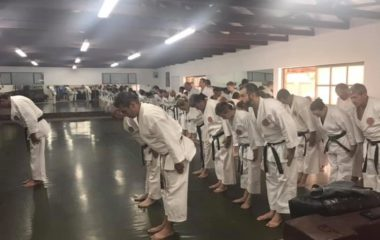 WSKF Regional Black and Brown Belt Training – March 2019