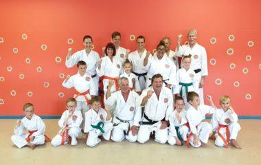 Langebaan Karate Centre Dan Grading & Training
